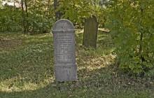 Harsány izraelita temető