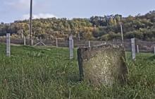 Izraelita temetők: Hernádbüd