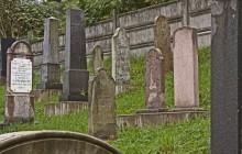 Hódoscsépány zsidótemető
