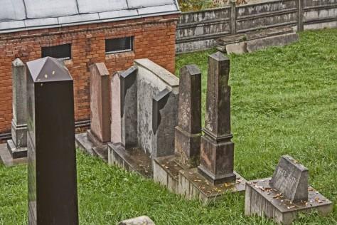 Izraelita temetők: Hódoscsépány