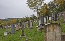 Hódoscsépány izraelita temető