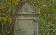 Izraelita temetők: Prügy