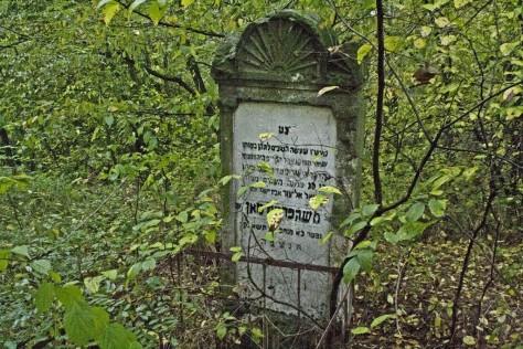 Kisrozvagy zsidótemető