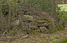 Komjáti izraelita temető