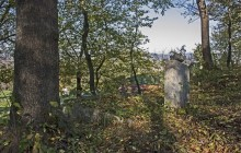 Mályinka izraelita temető