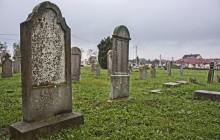 Köröm izraelita temető