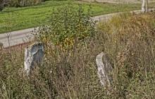 Kovácsvágás izraelita temető