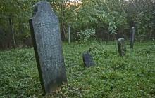Lénárddaróc zsidótemető