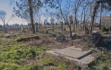 Izraelita temetők: Apátfalva