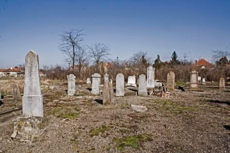 Csanádpalota izraelita temető