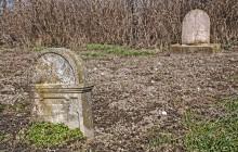 Izraelita temetők: Csanádpalota