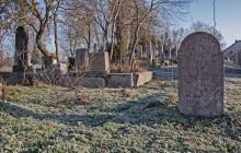Izraelita temetők: Kistelek